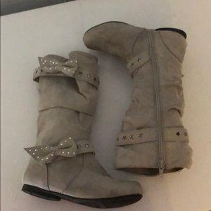 🎄🌷Girls high boots